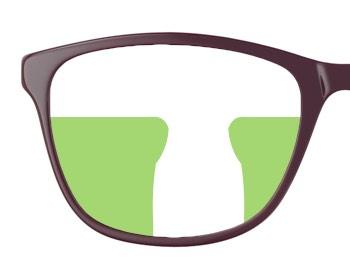 Gleitsichtbrille mit 40 Jahren